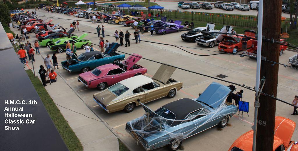 Houston Mopar Connection Club Th Annual Halloween Classic Car Show - Car show houston